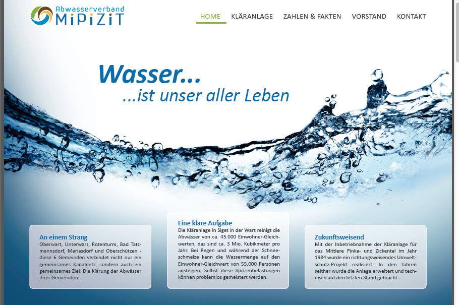 MiPiZiT Homepage